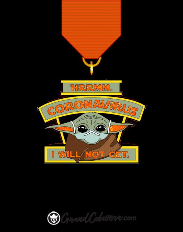 Baby Y N95 2020 Fiesta Medal