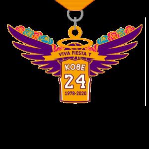 Kobe Wings 2020 Fiesta Medal