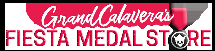 GRAND CALAVERA FIESTA MEDALS